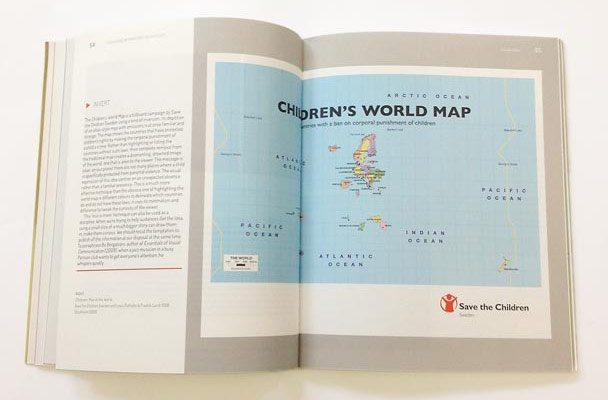 Save The Children, Children's World Map.