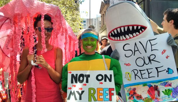 Sydney Rally to Save the Reef