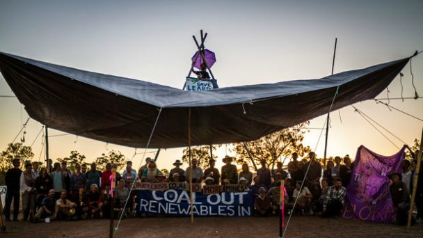 Can farmers, Traditional Owners, and activists stop 'unstoppable' coal giants?