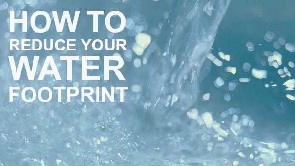 5 ways you might be wasting water