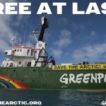 Our Arctic Sunrise is coming home