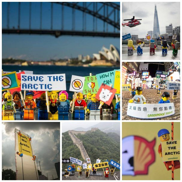 How to stage a #LEGOuprising - Greenpeace Australia Pacific