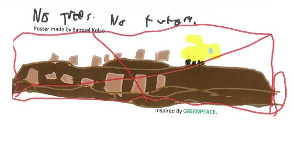 Kids Care: Dear Greenpeace - Greenpeace Australia Pacific