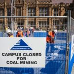 What happens when a coal company builds a mine inside Australia's most prestigious university?