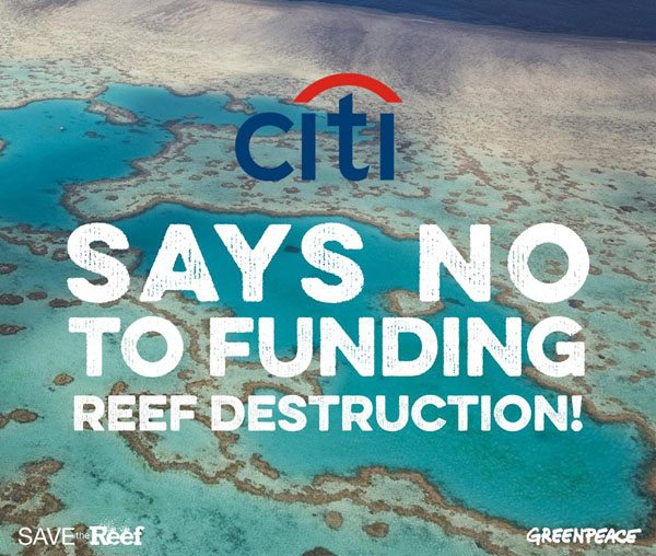 10 reasons why funding reef destruction is bad for business