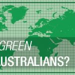 How green are Australians?