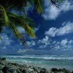 Why do the Marshall Islands serve the oil companies who drown us?