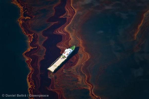 Remembering the devastation: photos from the Deepwater Horizon BP oil spill