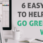 6 simple ways to go green at work