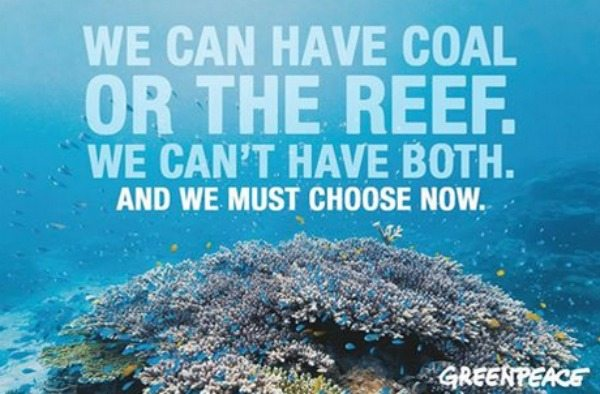 Save the reef petition