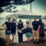 What it's like being a Greenpeace Volunteer!