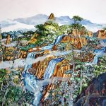 These intricate illustrations will inspire you to stand up for the planet
