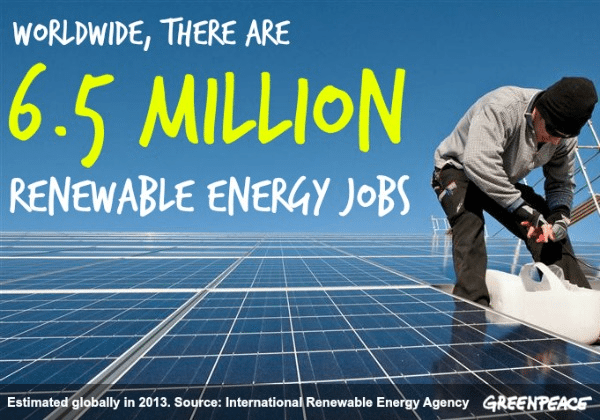 renewable energy jobs for australians