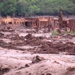 Dam collapse in Brazil destroys towns and turns river into muddy wasteland