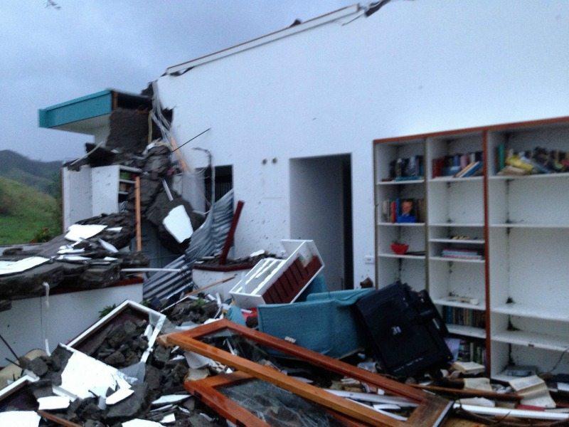 Cyclone Winston devastates Fiji