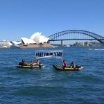 Love is in the air… and on the water. We say #LetThemStay