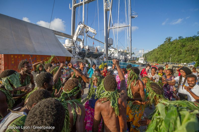 Human Rights and Climate Justice Workshop in Vanuatu