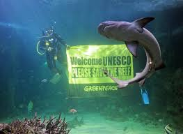 Greenpeace Save the Reef