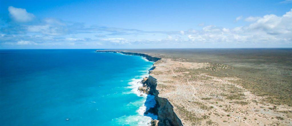 The Great Australian Bight as it should be (@Jaimen Hudson/Greenpeace)