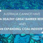 To save the Reef, we need to ban new coal mines