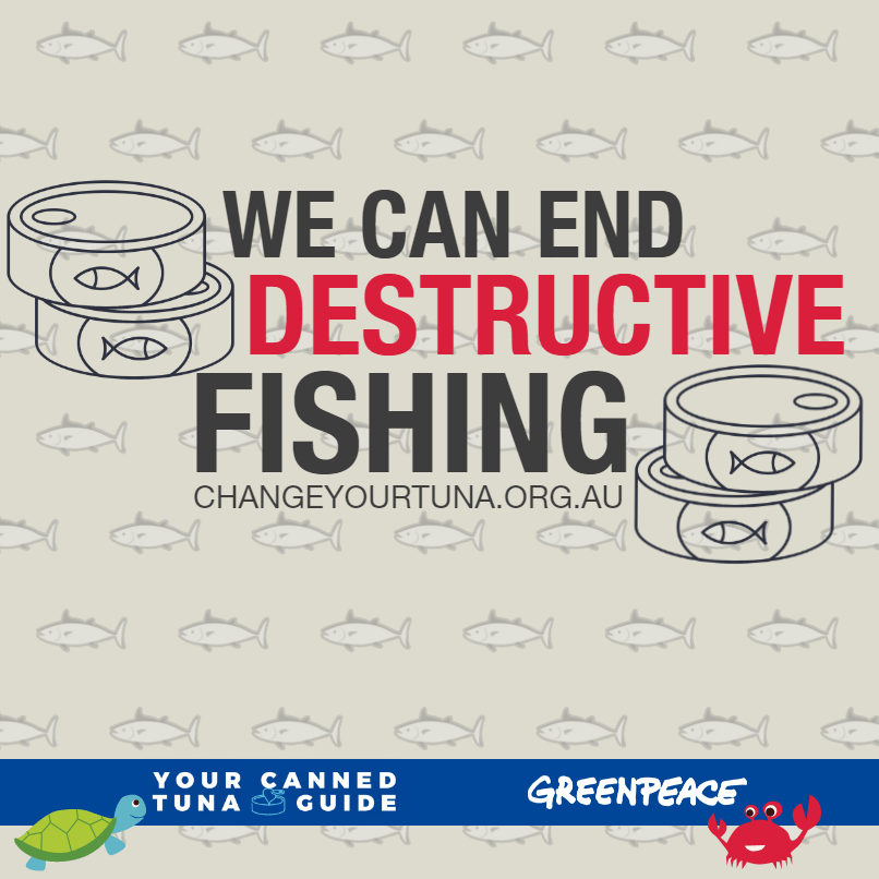 We can end destructive fishing