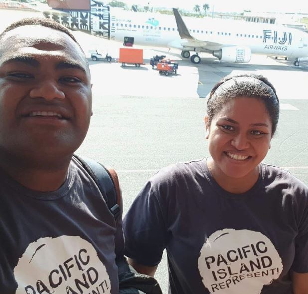 Pacific Island Represent heading to the COP to call out climate sweet-talk and demand action