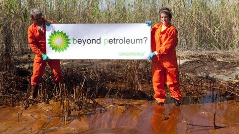 Beyond Petroleum?