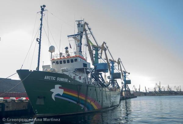 What did Greenpeace do in July? - Greenpeace Australia Pacific