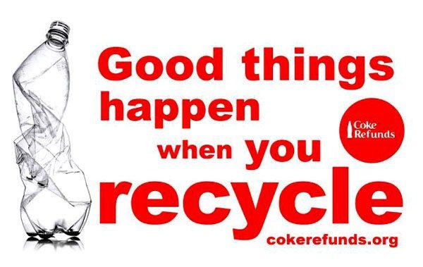 Greenpeace parody website of Coca-Cola's rewards scheme