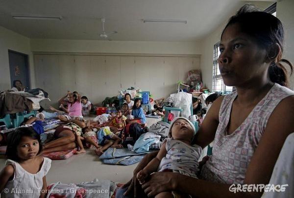 Typhon Agupit devastation