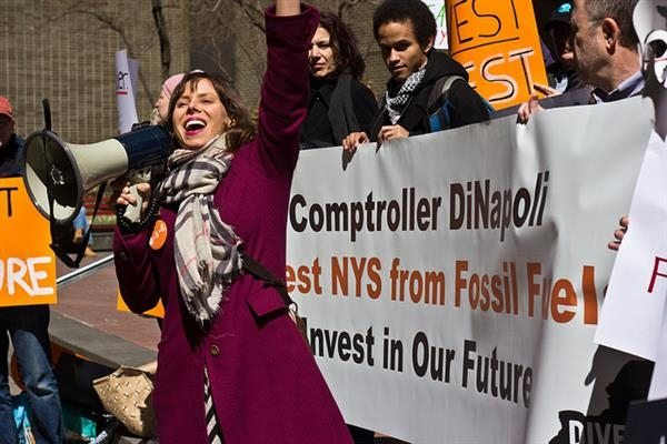 Fossil free divestment
