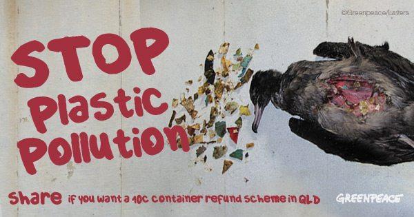 Stop plastic pollution!