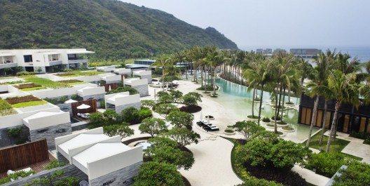 Green Intercontinental Resort in Sanya, Hainan, China