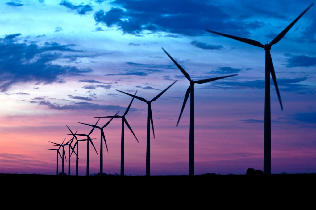 Wind Farms in Iowa