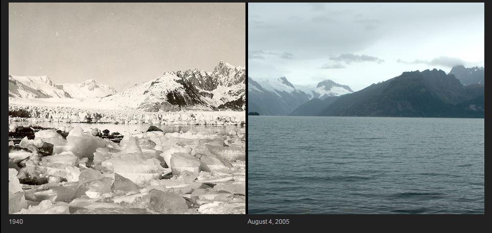 north alaka glacier