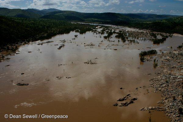 Cyclone Yasi Damage in Australia