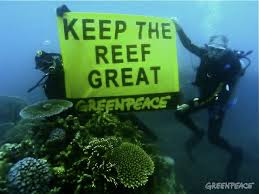 Greenpeace Keep the Reef Great