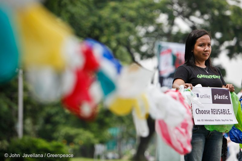 World Plastic Bag Free Day in Manila