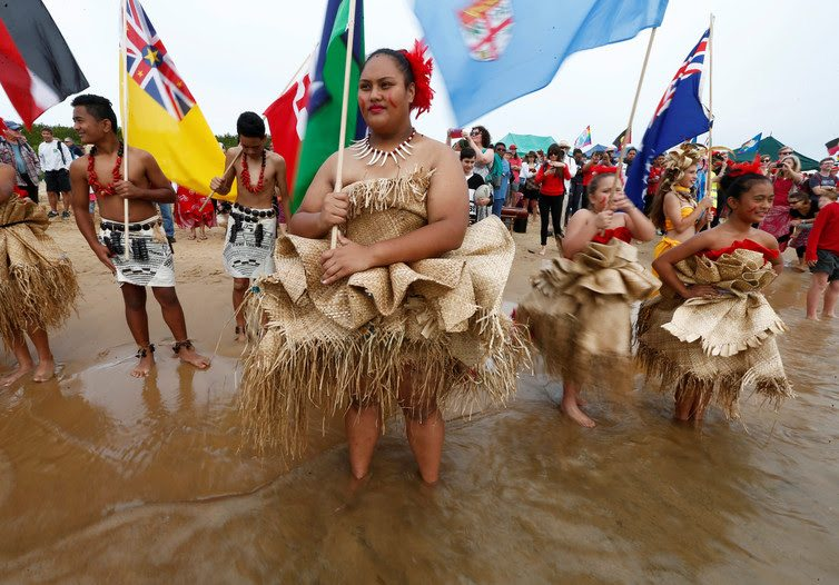 Pacific island countries are uniquely vulnerable to changes wrought by global warming. Jason Reed/Reuters
