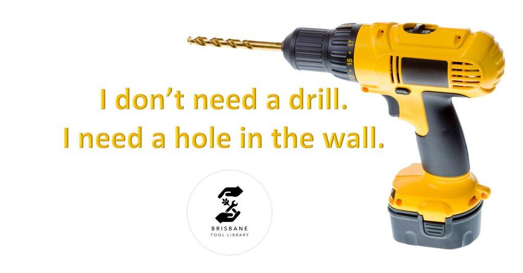 i don't need a drill