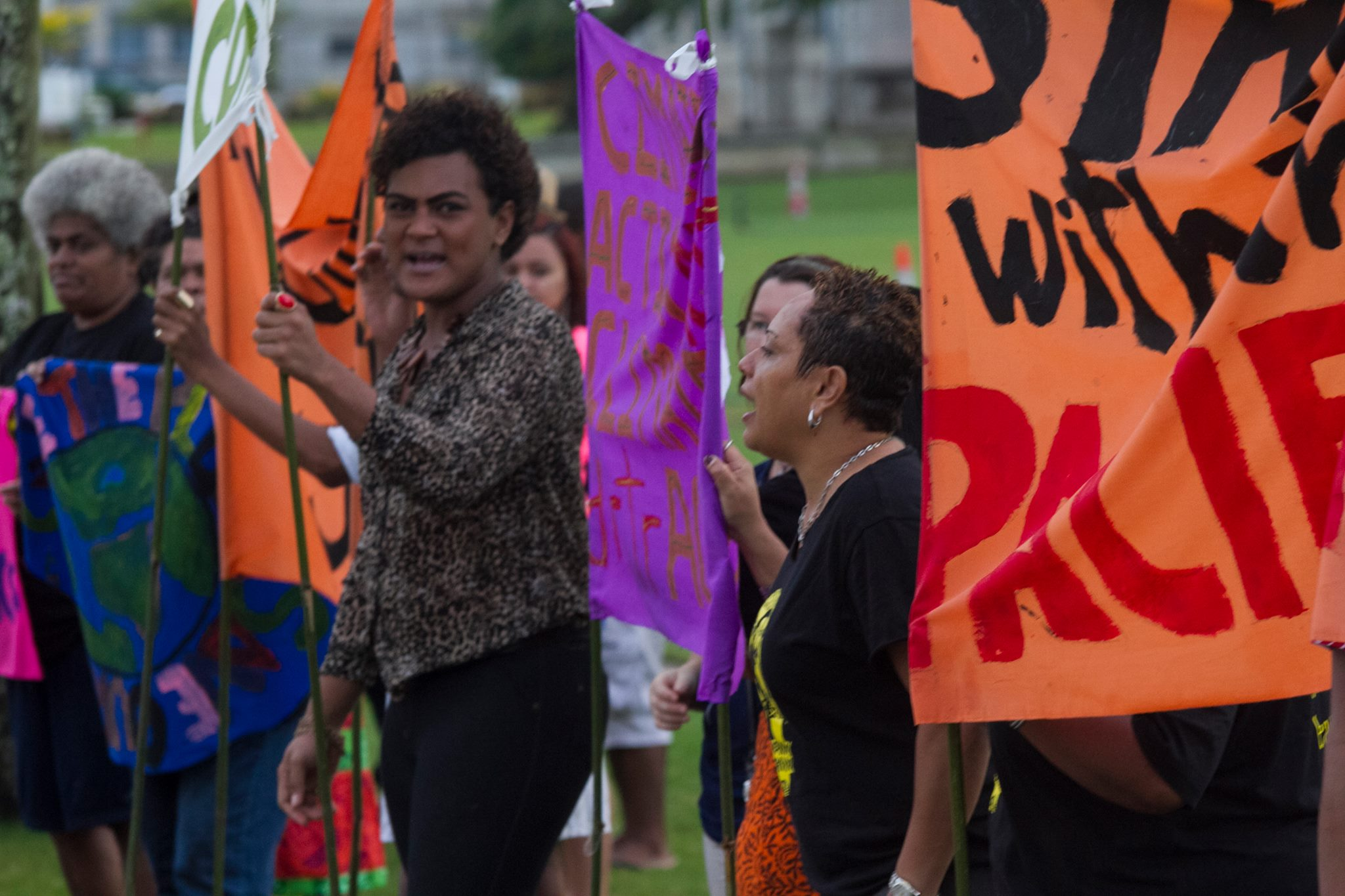 Diverse Voices for Action Fighting for Climate Change Action in Suva July 3rd 2017