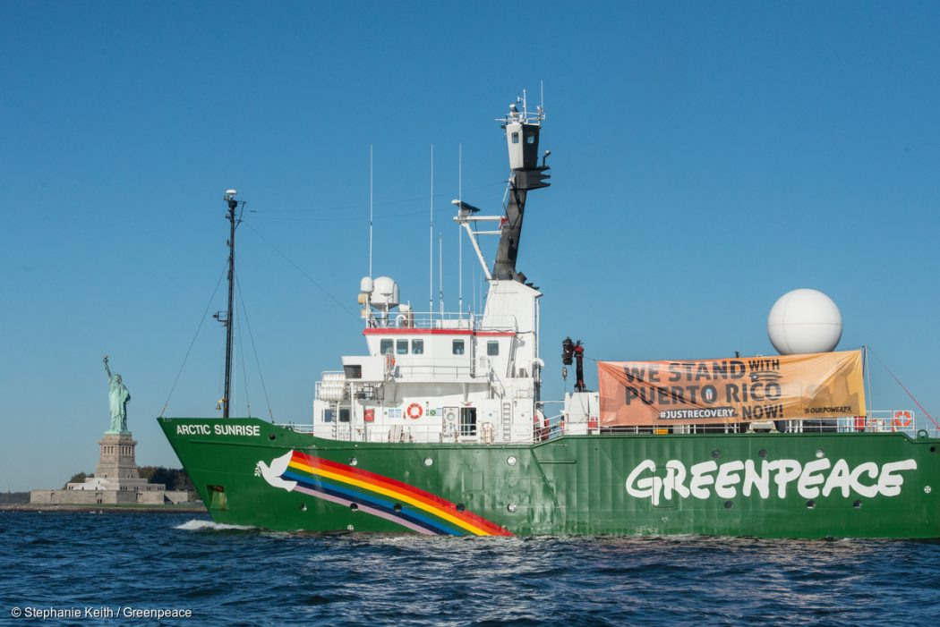 Greenpeace Australia Pacific photo