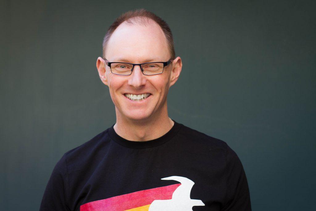 David Ritter, CEO photo