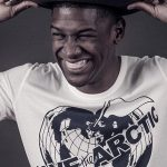 Labrinth Models 'Save the Arctic' T-Shirt - © Andy Gotts MBE