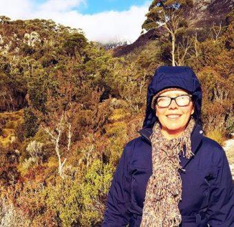 Lauren, Tasmanian bushfire survivor